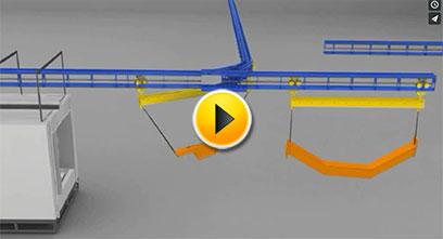 Overhead Conveyor Spur Video