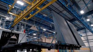 Large Parts Shuttle Finishing System