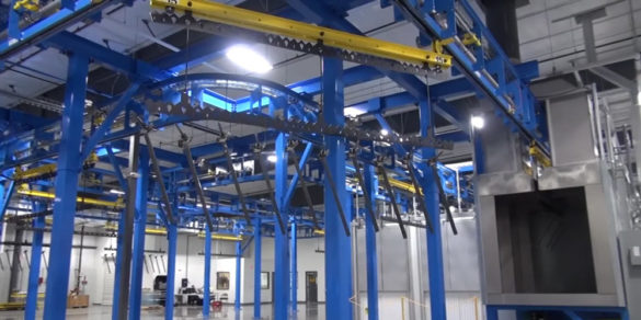 IntelliFinishing Automated Flexible Complete Finishing System