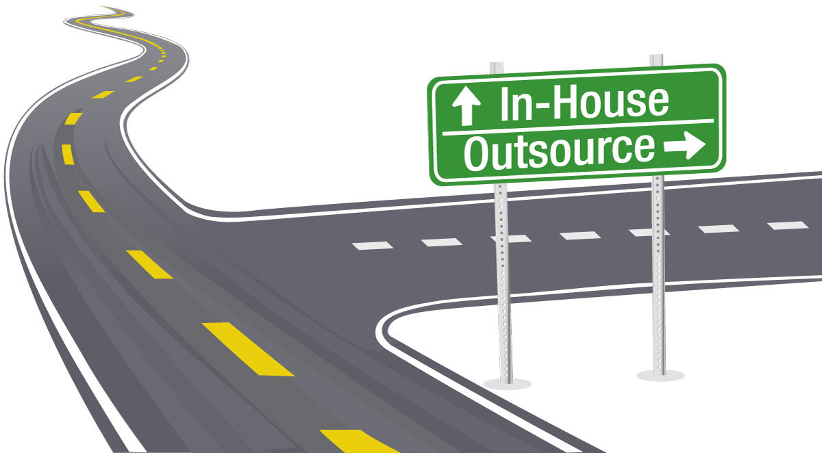Finishing: Outsourcing vs In-House