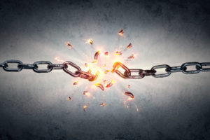 Breaking free of the Chain Finishing System